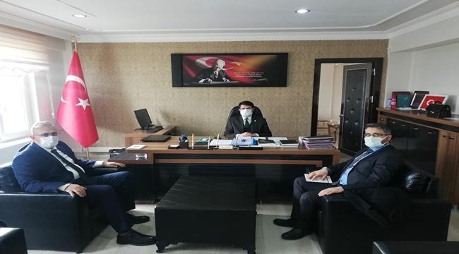 ESKİ MÜFTÜLÜK BİNASI RESTORE EDİLİYOR