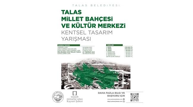 'KENTSEL TASARIM' YARIŞMASI İÇİN BAŞVURULAR BAŞLADI